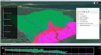 New Lidar classification editing tools (Acknowledgement: Contains information licensed under the GeoNB Open Data License)
