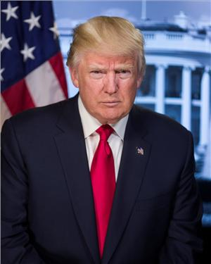 President Donald J. Trump (Photo: White House)